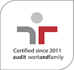Certified since 2011 audit workandfamily