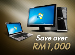 The HP deals you've been waiting for Save over RM1,000