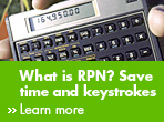RPN calculator
