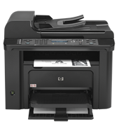 HP 1536dnf Black and White Laser Printer