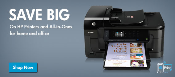SAVE BIG. On HP Printers and All-in-Ones for home and office. Shop Now